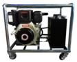 Diesel-powerpacks