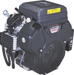 PTM680PRO: Starke 22 ps V-Twin Benzinmotor Profi-Modell 25,4 mm Kurbelwelle
